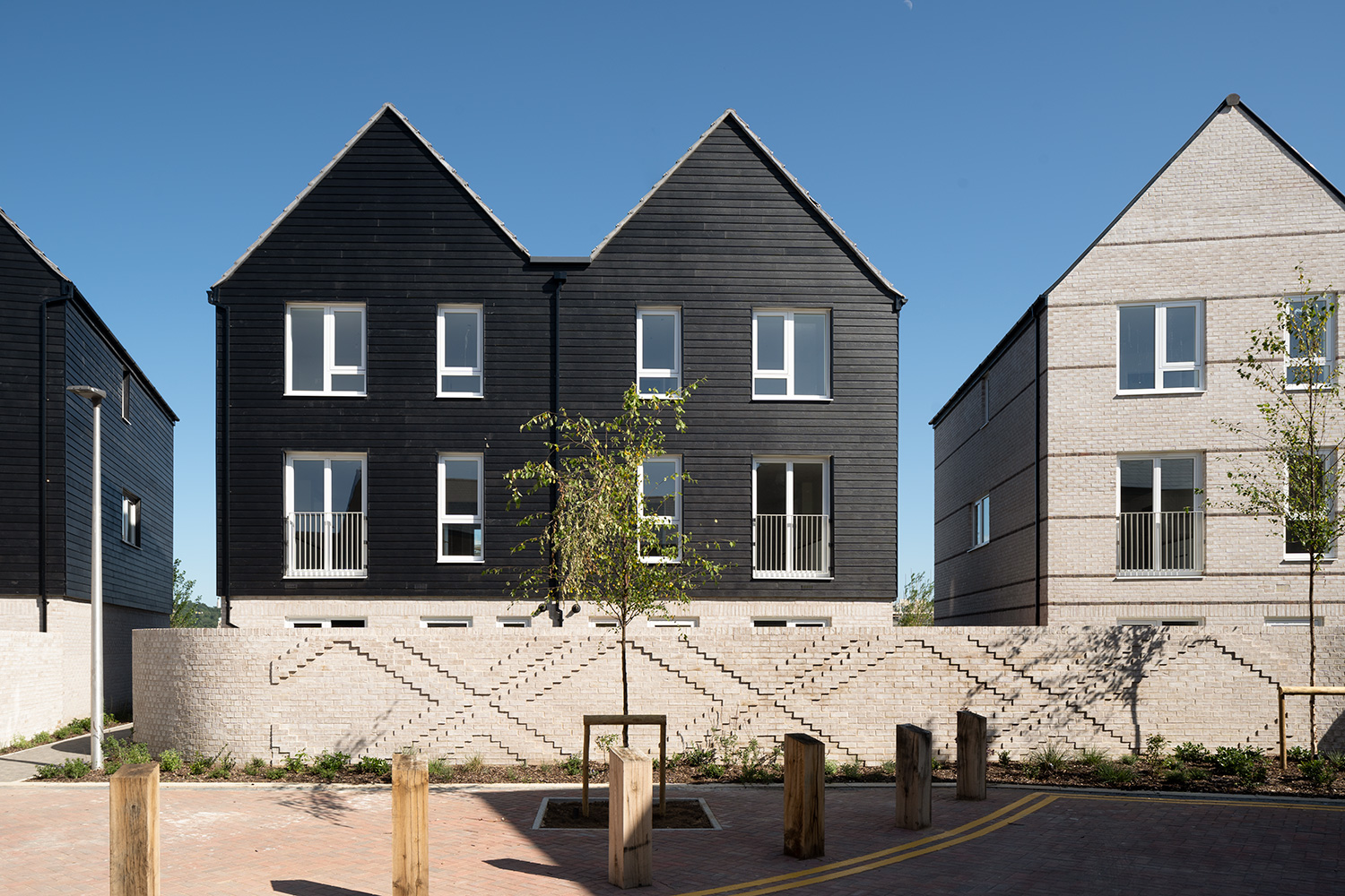 View of Rochester Riverside Project