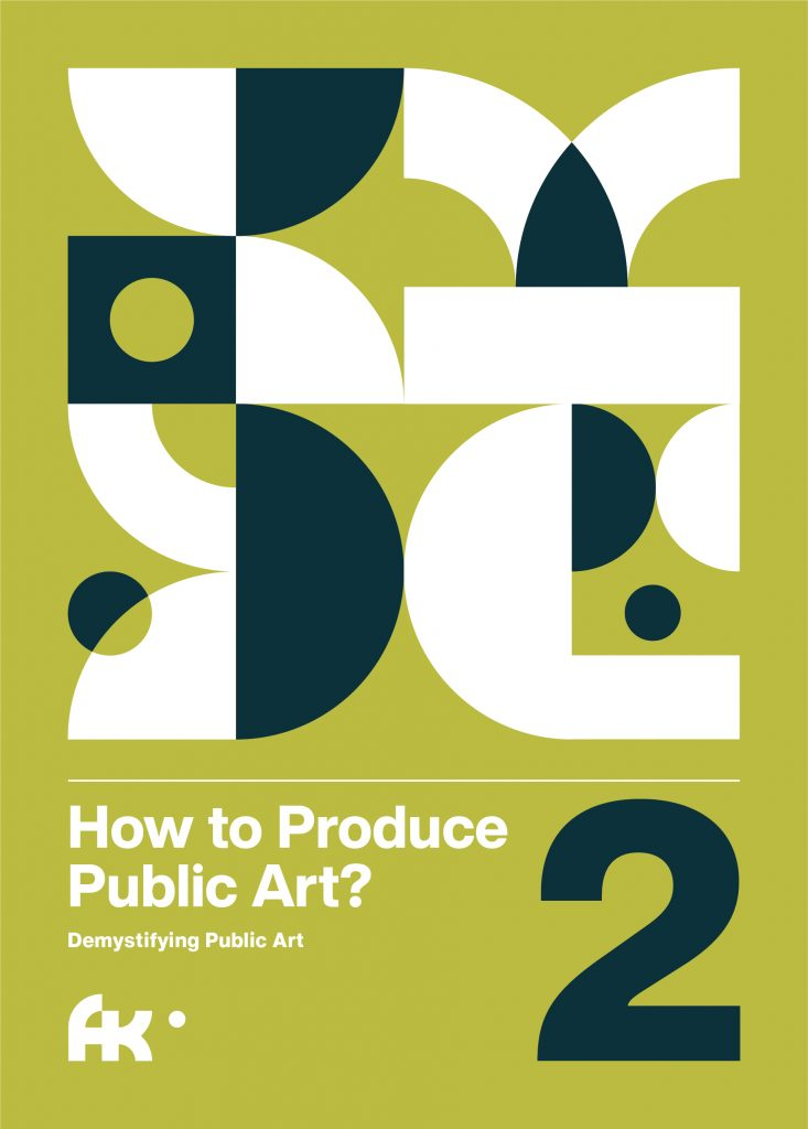 Cover of digital download How to Produce Public Art