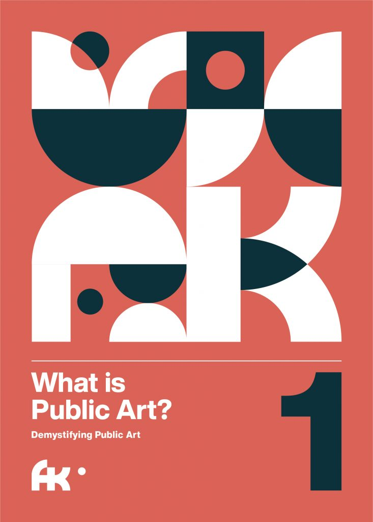 Cover of digital download What is Public Art?