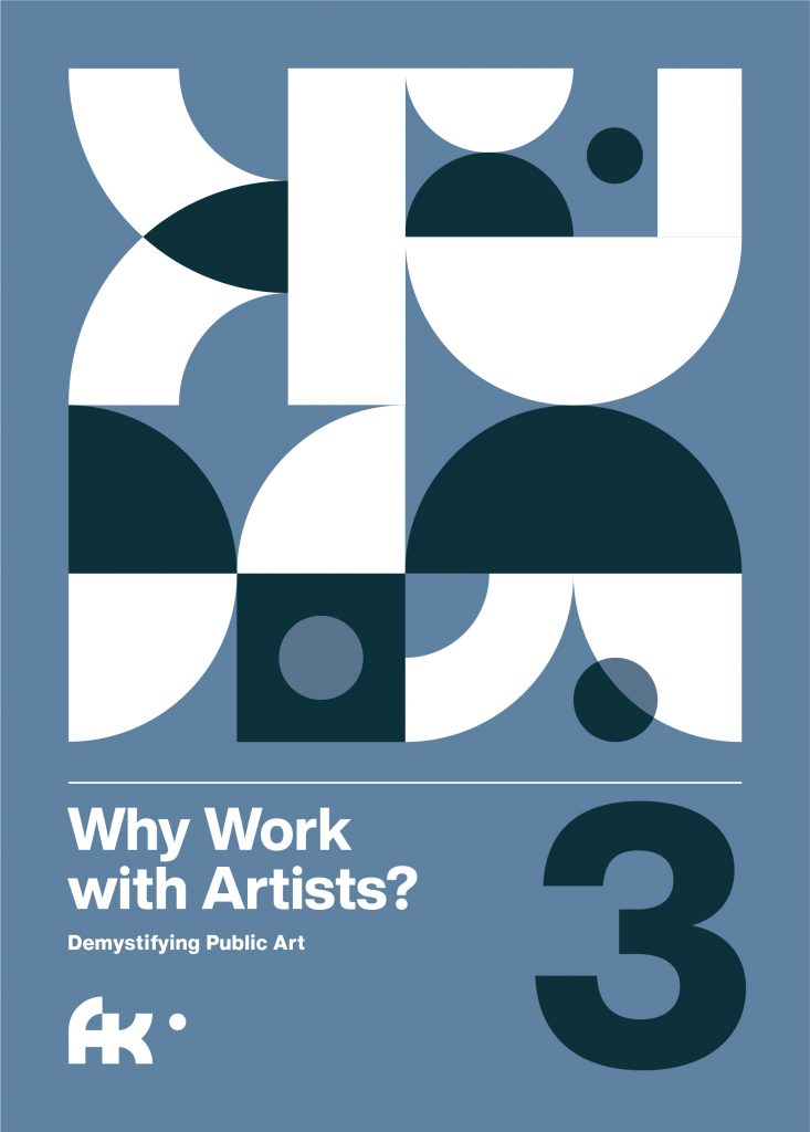 Cover of digital download Why Work with Artists?